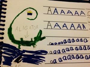 Skrivträning åk 1 för barn som redan kan skriva